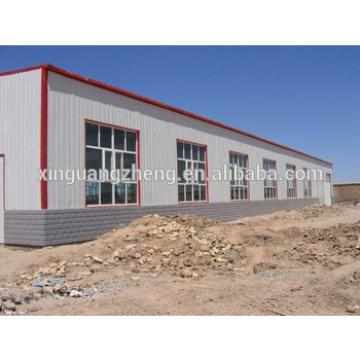 Light steel construction prefab metal workshops for sale