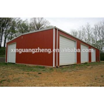 Light Steel Structural Prefabricated Steel Structure Workshop