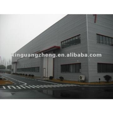 new design low price prefab warehouse building