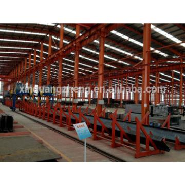 Chinese light steel structure warehouse for rent sale