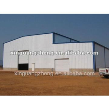 steel structure prefabricated storage sheds