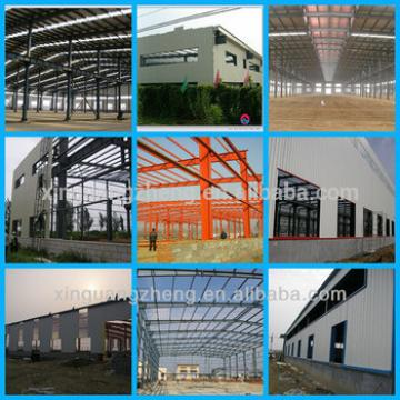 construction steel hanger warehouse made in china