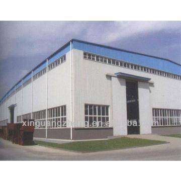 Q235B Steel prefab rack building/warehouse/plant/work shop