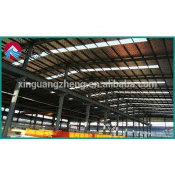 Chinese light steel structure prebuilt warehouse