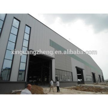 steel structure pre assembled prefabricated storage metal buildings