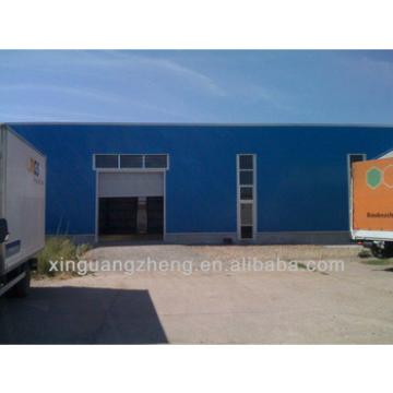 prefabricated steel structure cheap warehouse kit made in china