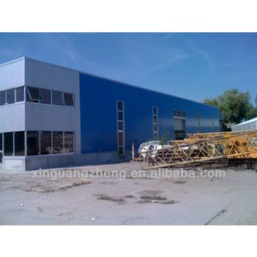 Prefab steel structure modular construction warehouse