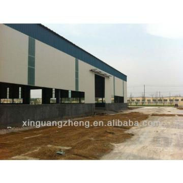 low price prefabricated steel hanger warehouse Brazil
