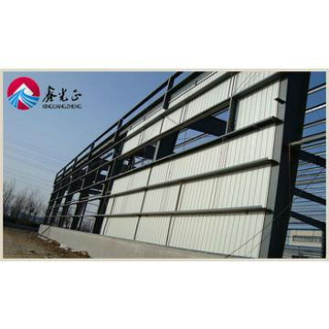 manufacture light steel warehouse for garment factory