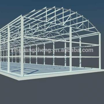 China light steel structure warehouses in dubai