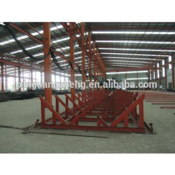 large steel truss structural steel prefabricated warehouse