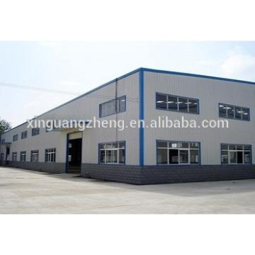 ISO Certification prefabricated warehouse china