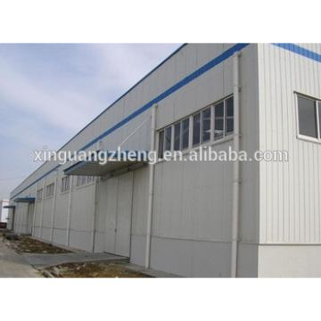 XGZ low cost Steel Structure Fabricated Warehouse for sale