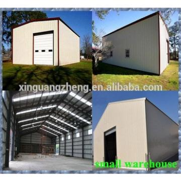 ISO 9001:2008 prefabricated warehouse kit