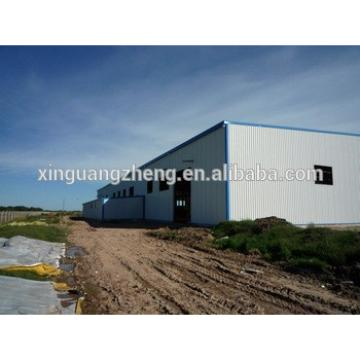 construction design steel structure used clothing warehouse