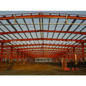 light structural steel metal roofing framing pre engineering fabrication building warehouse