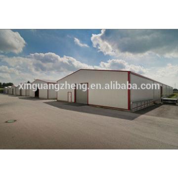 prefab poultry barns