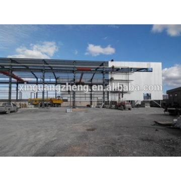 2014 steel structure food factory