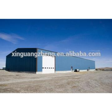 prefab buildings steel storage warehouse with ISO certification