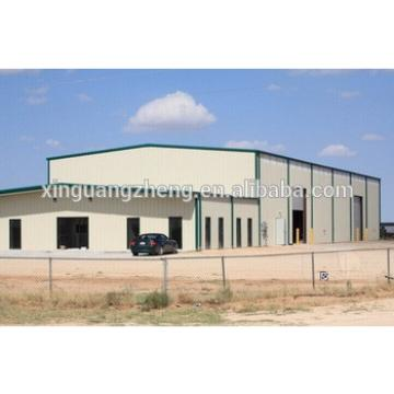 Hot sale steel warehouse construction with ISO 9001:2008 Certification