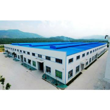 ISO 9001 pre engineered steel warehouse buildings
