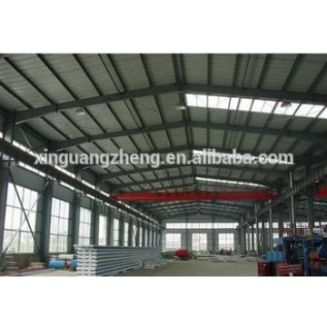 Steel structure warehouse galvanized metal structure warehouse