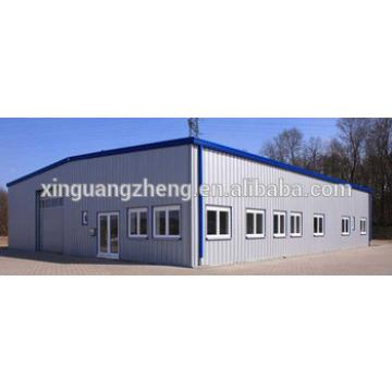 construction of steel buildings with high quality low cost