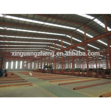 steel structure pre assembled fabricated manufactured warehouse