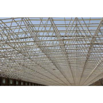 light steel truss frame fabrication warehouse