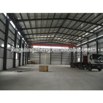 cheap large span steel portal space frame structure fabrication easy install warehouse