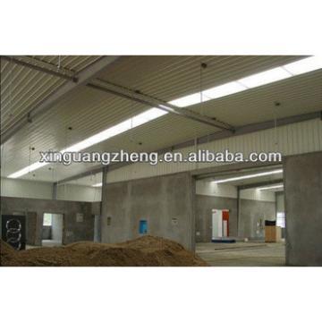 daylight panel steel structure warehouse
