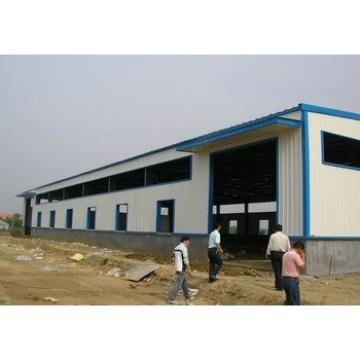 logistic warehouse building