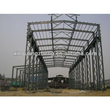 light steel structure workshop build steel shed drawing construction