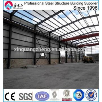 prefabricated light steel frame for warehouse
