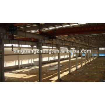 Professinal manufacture structural steel frame warehouse construction