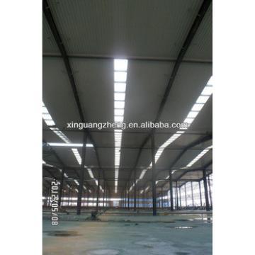 light steel metal roofing framing pre engineering fabrication warehouse