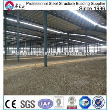 light prefab metal frame steel structure warehouse buildings kit