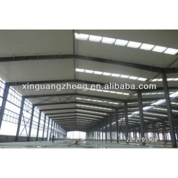 structural corrugated metal roof heavy steel pre engineering fabrication warehouse