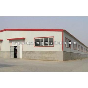 fast to build affordable steel structure prefabricated factory