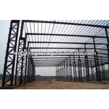 Top quality factory of metallic structures