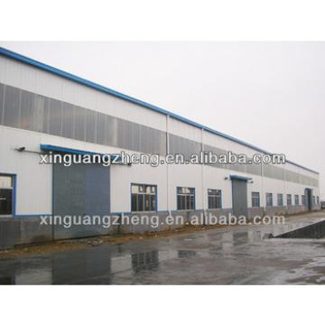 CE Certification Cheap Prefabricated Steel Building Steel Structure Brewery