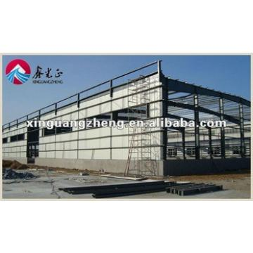 XGZ steel frame structure sandwich panel warehouse