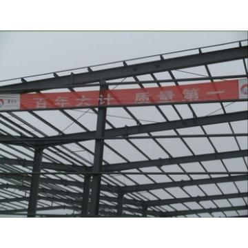 factory of metallic structures high quality warehouse