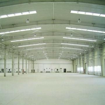 Lightweight Steel Structure Warehouse Convenient Disassemble and Transportation