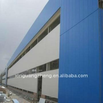 Steel Structure Warehouse Convenient Disassemble and Transportation