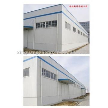 light steel structure building material warehouse