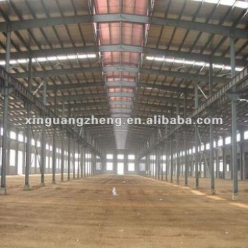 carbon prefabricated steel structure warehouse
