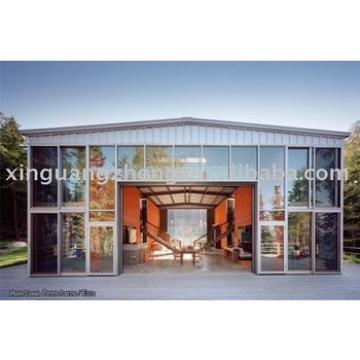 20'-XGZ031 PORTABLE LIGHT STEEL STRUCTURAL WAREHOUSE