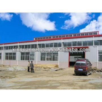 light structural hangar steel industrial warehouse building