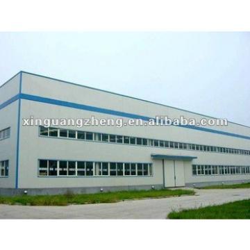 pre-engineering steel structure building multi-storey steel warehouse